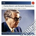 Charles munch: late romantic masterpiece cd musicale di Charles Munch
