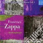 Zappa:six simphonies cd musicale di Vanni Moretto