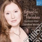 Telemann:arie dalle cantate cd musicale di Baroque orc L'orfeo