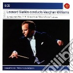 Leonard slatkin conducts vaughan william cd musicale di Leonard Slatkin