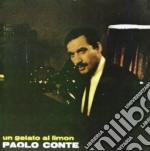 Un gelato al limon cd musicale di Paolo Conte