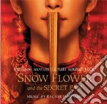 Snow flower and the secret fan cd musicale di Colonna Sonora