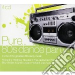 Pure... 80's dance party cd musicale di Artisti Vari