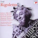 Verdi rigoletto (metropolitan opera) cd musicale di Artisti Vari