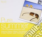 Pure... summer cd musicale di Artisti Vari