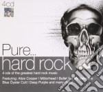 Pure... hard rock cd musicale di Artisti Vari