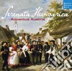 Vari - serenata ungarica cd musicale di Austria Accentus
