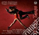 Rosso tango - tangos y milongas (3cd) cd musicale di Astor Piazzolla
