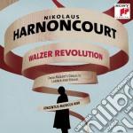 Walzer revolution:mozart,strauss,lanner cd musicale di Nikolau Harnoncourt