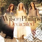 Dedicated cd musicale di Phillips Wilson