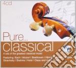 Pure... classical cd musicale di Artisti Vari