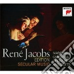 Vari - rene jacobs dhm edition cd musicale di Rene Jacobs