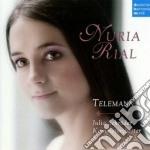Nuria Rial - Telemann - Arie Da Opere cd musicale di Nuria Rial