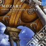 Mozart - oboe and bassoon concerti - con cd musicale di Zefiro Ensemble