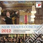 CONCERTO DI CAPODANNO 2012 - NEW YEAR'S CONCERT 2012 (2cd) cd musicale di Mariss Jansons