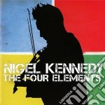 The four elements cd musicale di Nigel Kennedy