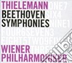 Beethoven le 9 sinfonie cd musicale di Christia Thielemann