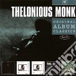 Original album classics cd musicale di Thelonious Monk