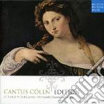 Vari - cantus colln edition cd musicale di Konrad Junghanel