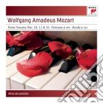 Mozart: sonate per pianoforte cd musicale di Alicia De larrocha