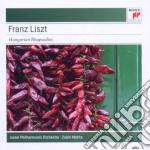 Liszt: hungarian rhapsodies cd musicale di Zubin Mehta