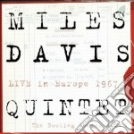 Bootleg box 1 (3cd+1dvd) 1967 europe tour cd musicale di Miles Davis