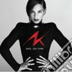 Girl on fire cd musicale di Alicia Keys