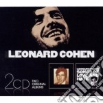 Songs of leonard cohen / songs of love a cd musicale di Leonard Cohen