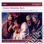 Bach: cantate 27, 34, 41, 56, 82, 206, cd musicale di Artisti Vari