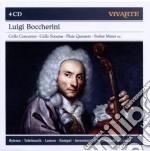Boccherini: concerti sonate quintetti co cd musicale di Artisti Vari
