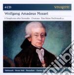 Mozart: sinfonie dalle serenate; overtur cd musicale di Artisti Vari