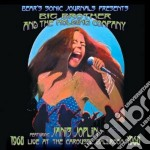 Janis Joplin With Big Brother And The Holding Co. - Live At The Carousel Ballroom 1968 cd musicale di Janis with b Joplin