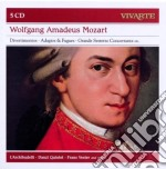 Mozart: divertimenti; adagi & fughe; gra cd musicale di L'archibudelli