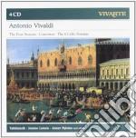 Vivaldi: le quattro stagioni concerti so cd musicale di Tafelmusik/bylsma/la