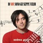 Io non sono giuseppe verdi cd musicale di Andrea Giops