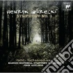 Gorecki:sinfonia no. 3 cd musicale di John Axelrod