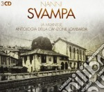 Antologia della canzone lombarda cd musicale di Nanni Svampa