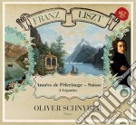 Liszt: piano works cd musicale di Oliver Schnyder
