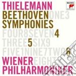 Beethoven:sinfonie n. 4, 5 & 6 cd musicale di Christia Thielemann