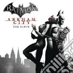 Batman: arkham city cd musicale di Artisti Vari
