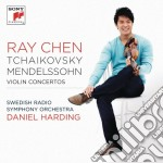 Tchaikovsky / Mendelssohn - Violin Concertos - Ray Chen cd musicale di Ray Chen