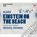 Philip glass - einstein on the beach cd musicale di Glass philip ensembl