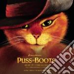 Gatto con gli stivali/puss in boots cd musicale di Colonna Sonora