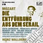 Mozart - il ratto dal serraglio cd musicale di Heinz Wallberg