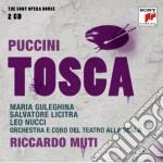 Puccini - tosca cd musicale di Riccardo Muti