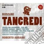 Rossini - tancredi cd musicale di Roberto Abbado
