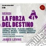 Verdi - la forza del destino cd musicale di James Levine