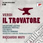Verdi - il trovatore cd musicale di Riccardo Muti