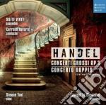 Handel concerti grossi op. 3 - handel (a cd musicale di Corrado Rovaris