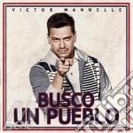 Busco un pueblo cd musicale di Victor Manuelle